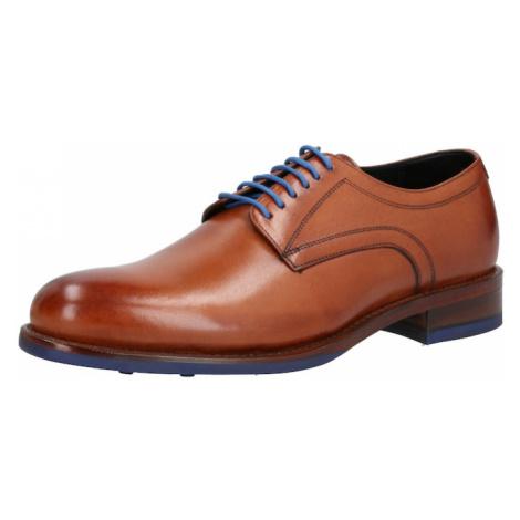 Gordon & Bros Buty sznurowane 'LEVET' brązowy