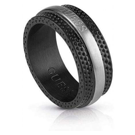 Guess Męska Ring Man Identity UMR28003 (obwód 64 mm)