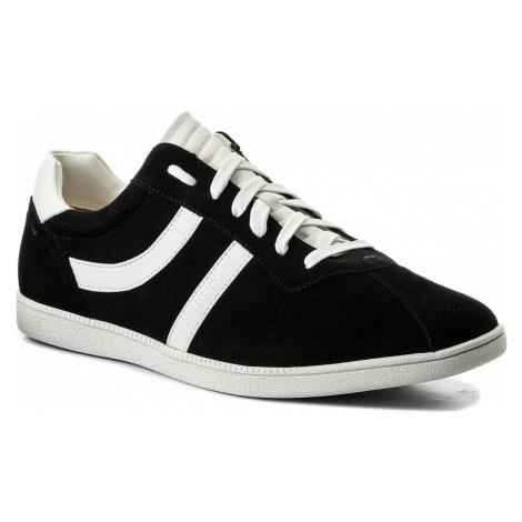 Sneakersy BOSS - Rumba 50383635 10206538 01 Black 001 Hugo Boss