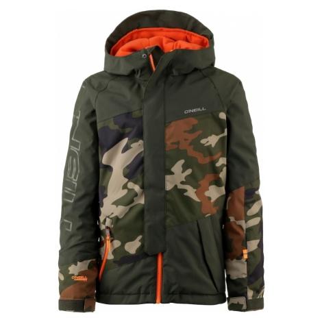 O'NEILL Kurtka outdoor beżowy / ciemny niebieski / brązowy / ciemnozielony / ciemnopomarańczowy