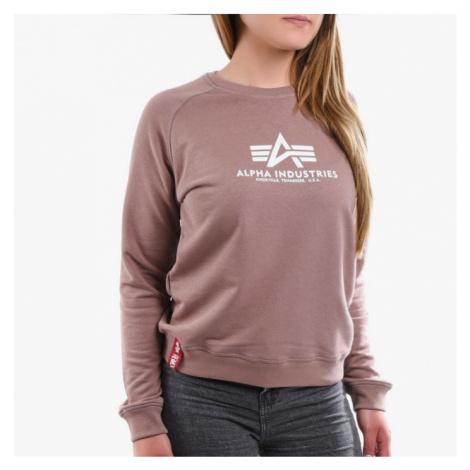Bluza damska Alpha Industries Basic Sweater 196031 416