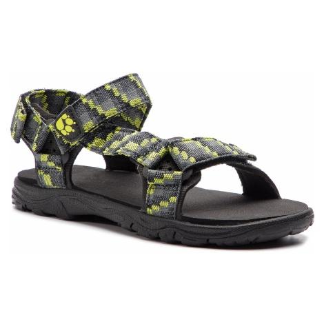 Sandały JACK WOLFSKIN - Seven Seas 2 Sandal B 4029951 D Green Lime