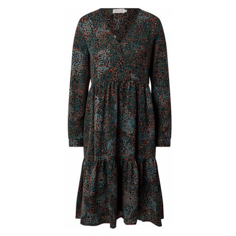 Molly BRACKEN Sukienka ciemnozielony / mieszane kolory