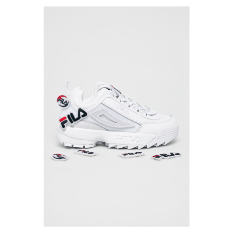 Fila - Buty Disruptor II Patches