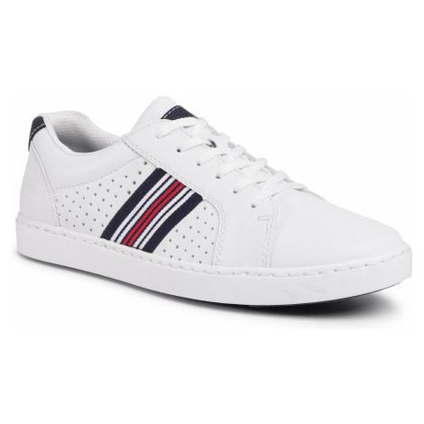 Sneakersy RIEKER - B6025-80 Weiss