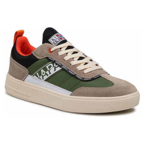 Sneakersy NAPAPIJRI - Bark NP0A4FKFGD61 New Olive Green