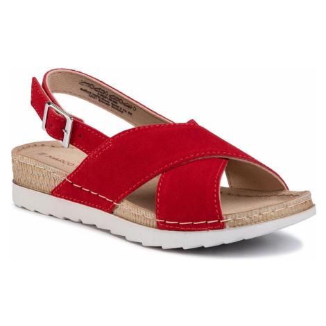Sandały MARCO TOZZI - 2-28521-24 Red 500