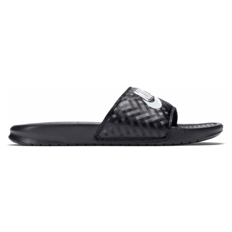Nike Benassi JDI Damskie Czarne (343881-011)