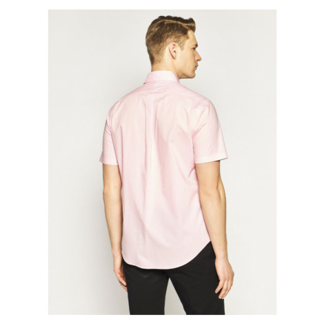 Polo Ralph Lauren Koszula Classics 710795273 Różowy Custom Fit