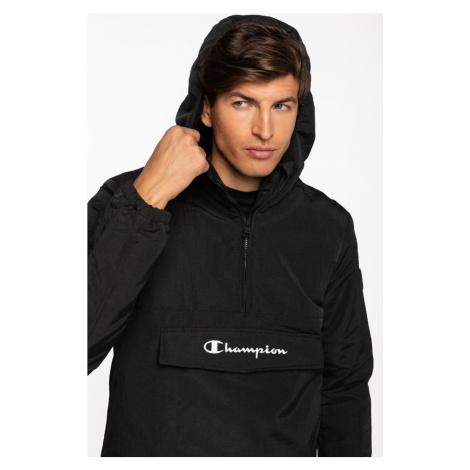 Kurtka Champion Hooded Jacket 214880-Kk001 Black