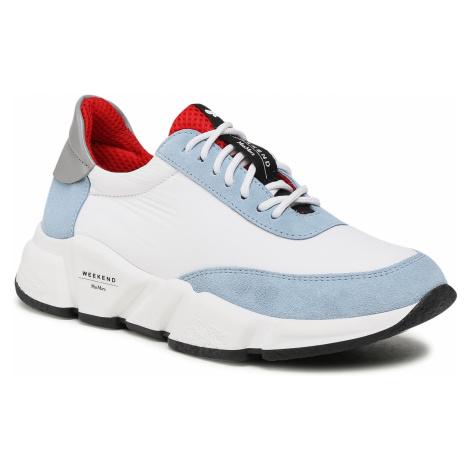 Sneakersy WEEKEND MAX MARA - Cigno2 57610114600 Bianco 004/004