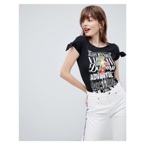 Love Moschino Selfie Girl t-shirt