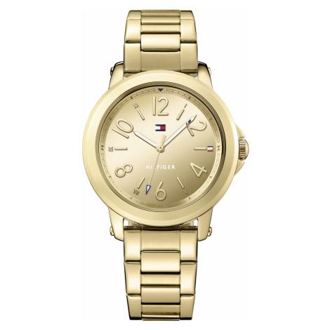 Tommy Hilfiger Zegarek Złoty