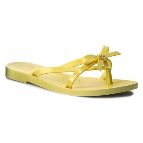 Japonki ZAXY - Fresh Top Fem 82089 Yellow 90114 W285068