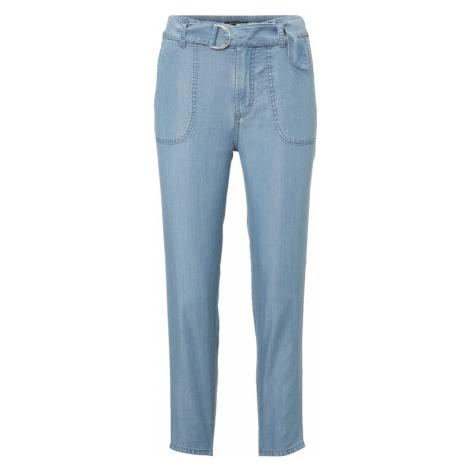 Marc O'Polo Spodnie niebieski denim