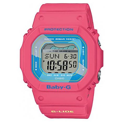 Zegarek BABY-G - BLX-560VH-4ER Pink/Pink