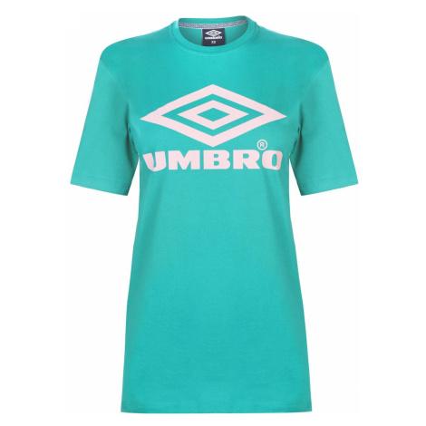 Umbro Logo T Shirt Ladies