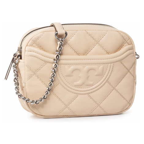 Torebka TORY BURCH - Fleming Soft Distressed Camera Bag 64416 New Cream 122