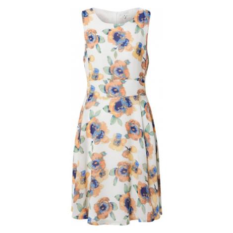 TOM TAILOR Sukienka beżowy / mieszane kolory
