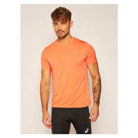 New Balance Koszulka techniczna Revit Cool MT91920 Pomarańczowy Athletic Fit