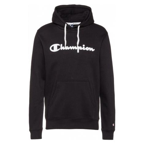 Champion Authentic Athletic Apparel Bluzka sportowa czarny / biały