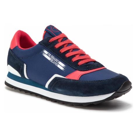 Sneakersy TRUSSARDI JEANS - 77A00151 U608