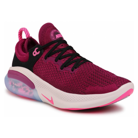 Buty NIKE - Joyride Run Fk AQ2731 602 Rasberry/Red/Black/Pink Blask