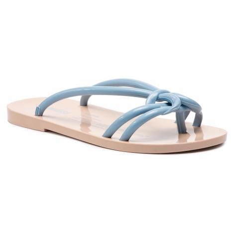 Japonki MELISSA - Saudade Ad 32430 Beige/Blue 51619