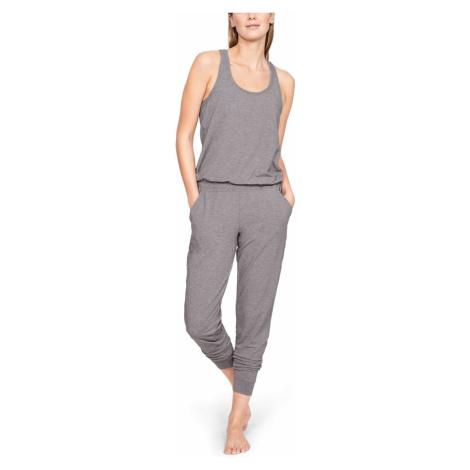 Under Armour Athlete Recovery Sleepwear™ Kombinezon do spania Szary