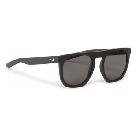 Nike Okulary przeciwsłoneczne Flatspot P EV1039 001 Czarny