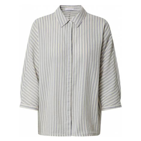 OPUS Bluzka 'Frona stripe' biały