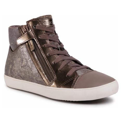 Sneakersy GEOX - J Gisli G. J024ND 054PV C9006 D Smoke Grey