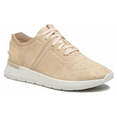 Sneakersy UGG - W Adaleen 1117336 Gold
