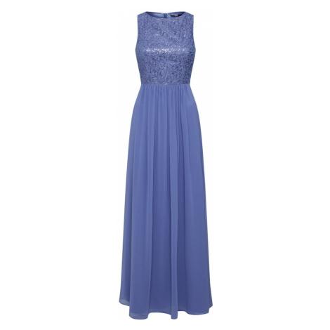 Vera Mont Suknia wieczorowa podpalany niebieski