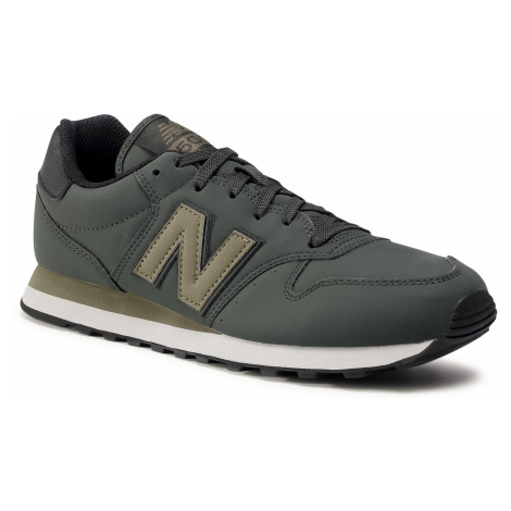 Sneakersy NEW BALANCE - GM500LD1 Zielony