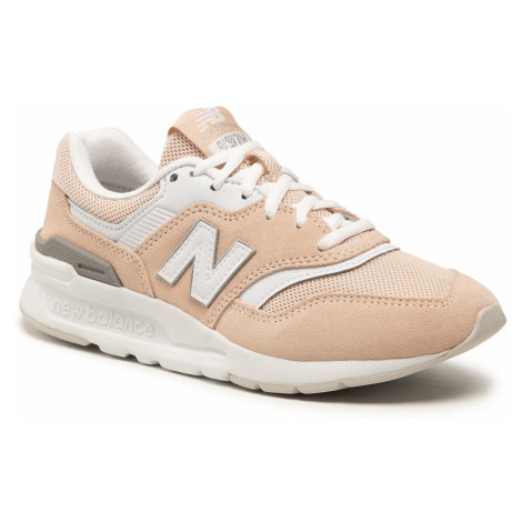 Sneakersy NEW BALANCE - CW997HCK Beżowy