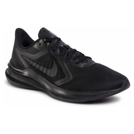 Buty NIKE - Downshifter 10 CI9981 002 Black/Black/Iron Grey