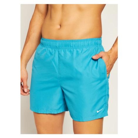 NIKE Szorty kąpielowe Essential NESSA560 Niebieski Standard Fit