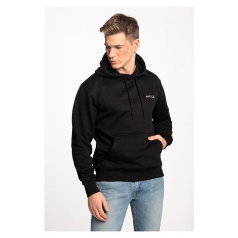 Bluza Nicce Chest Logo Hood 001-3-02-02-0001-Black Black