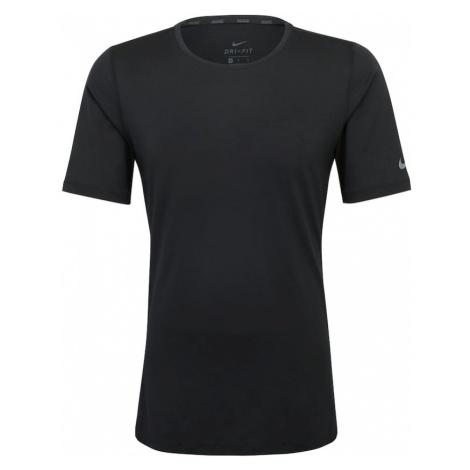 NIKE Koszulka funkcyjna czarny