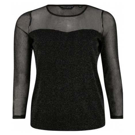 Dorothy Perkins Curve Koszulka srebrny / czarny