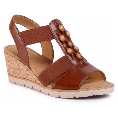 Sandały GABOR - 45.750.24 Peanut