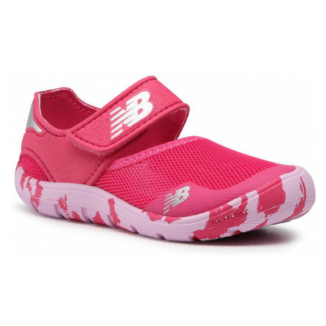 New Balance Sandały YO208MG2 Różowy