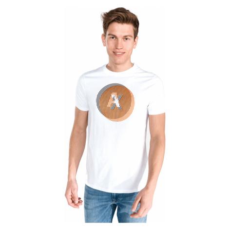 Armani Exchange Koszulka Biały