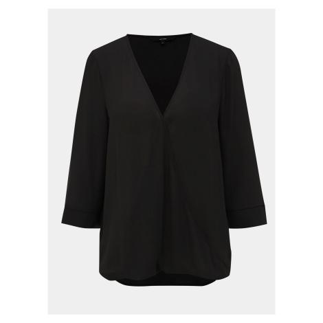 Vero Moda czarna bluzka Mathilde