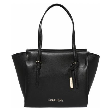 Calvin Klein Torba shopper 'Avant' czarny