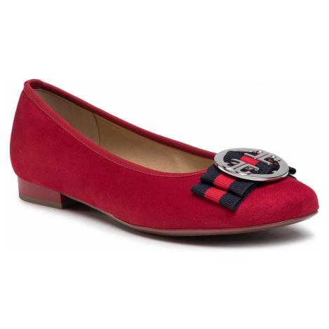 Baleriny ARA - 12-63361-78 Rot