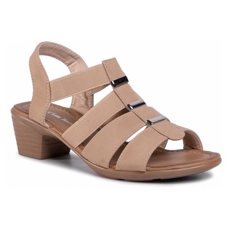 Sandały CLARA BARSON - WS011-01 Beige
