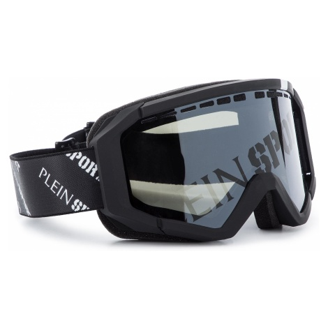 Gogle PLEIN SPORT - Goggles MEG0003 STE003N Black Nk/Nk/Mirror/Nk JKXK