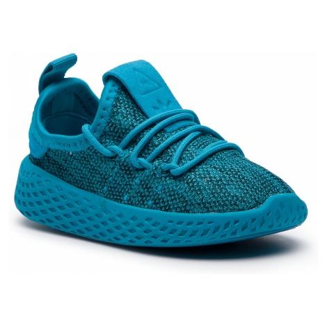 Buty adidas - Pw Tennis Hu I B37114 Boaqua/Boaqua/Cwhite